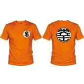 Camiseta Uniforme Goku