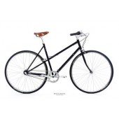 Bicicleta Clasica  Pelago Capri 3v Turquesa