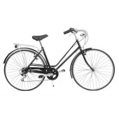 Bici Retro Veronica Black