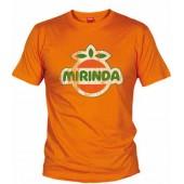 Camiseta Retro Mirinda